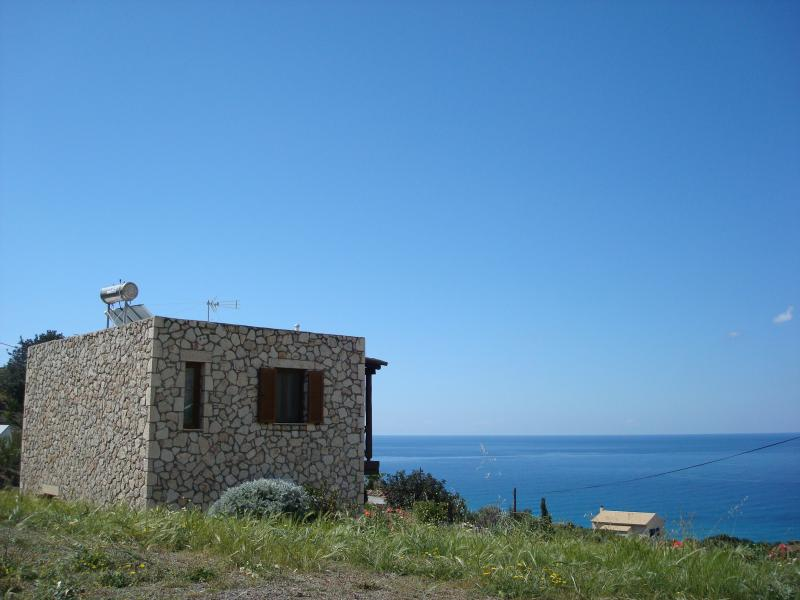 kapsali houses I, holiday rental in Tertsa