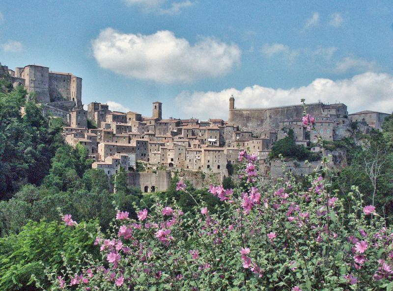 Magical Medieval Tuscan Hilltown, vacation rental in Elmo