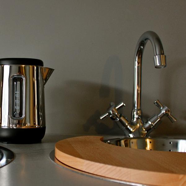 Simply useful mini kitchen