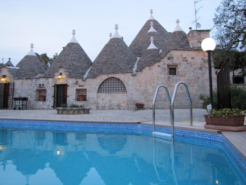 Trulli Mirabello, vacation rental in Locorotondo