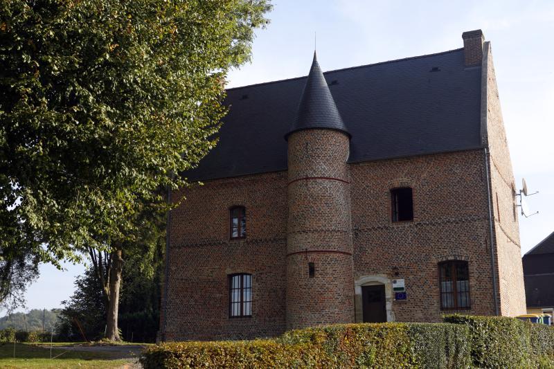 la maison du prevot St Michel en Thiérache