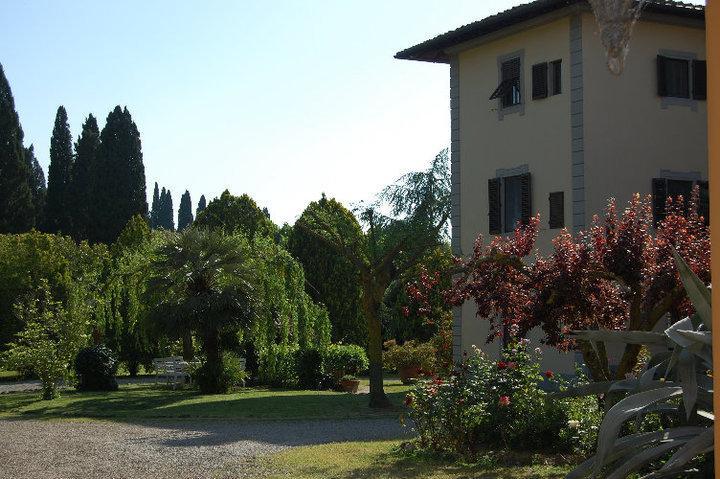 Fattoria Collebrunacchi App. Poggio Ciliegi, vacation rental in Canneto