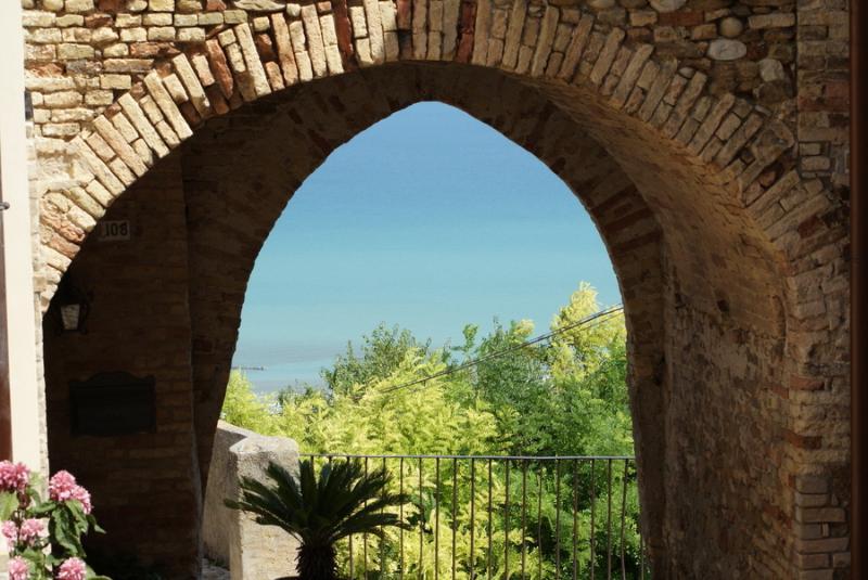 Belvedere Montepagano Porta