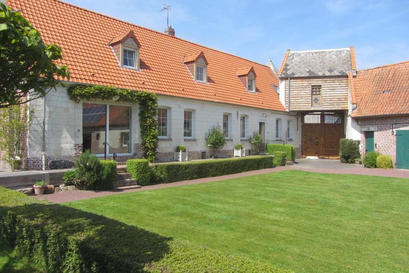 Le bout du Monde - Chambre d'hôtes, location de vacances à Bullecourt