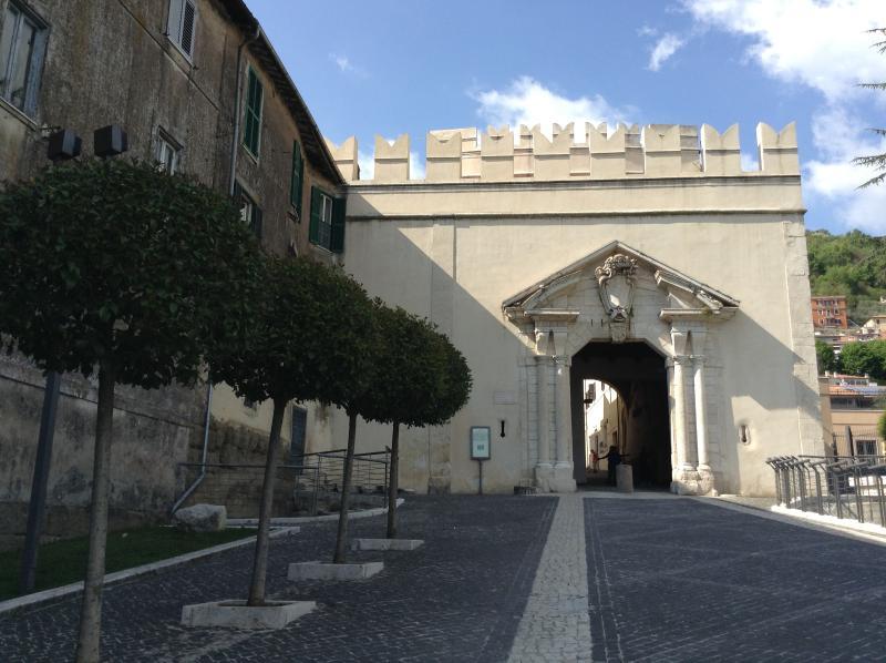 Ferienhaus Porta Solis, Ferienwohnung in Artena