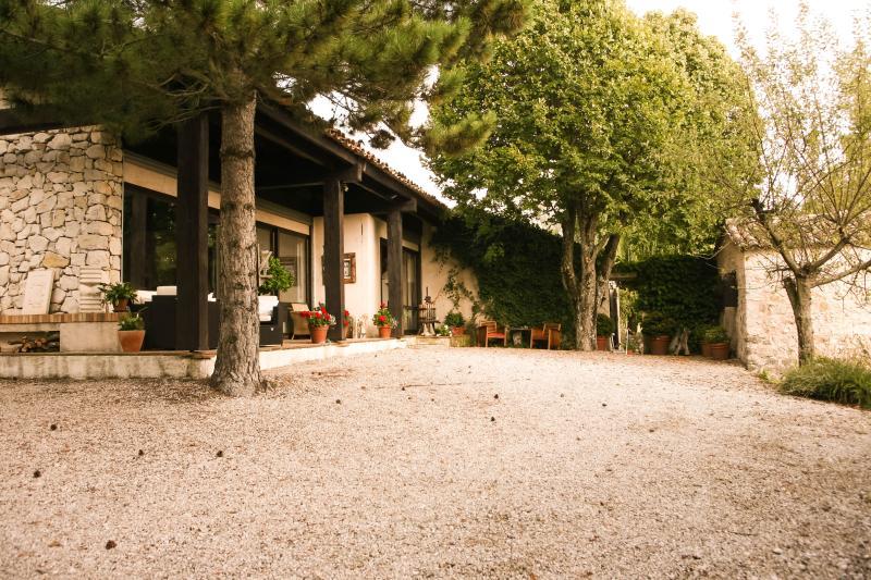 Villa Mas, Ferienwohnung in Vence