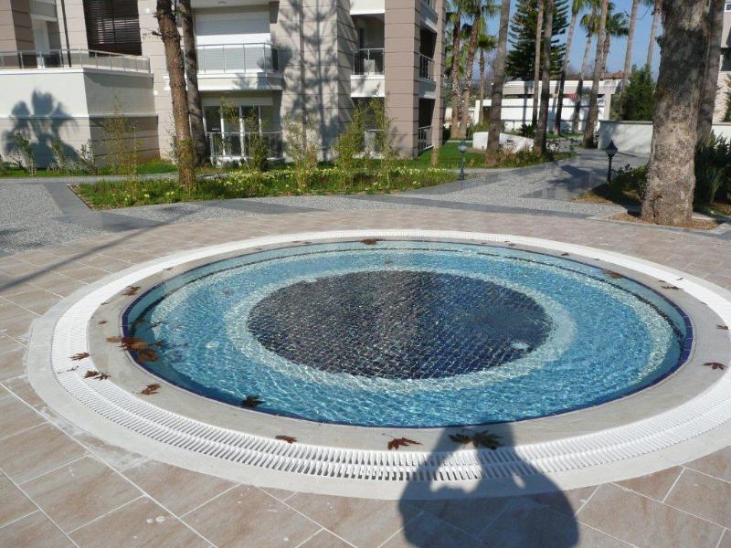A piscina infantil