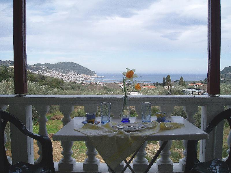 Alexandros Studios Skopelos, holiday rental in Stafylos