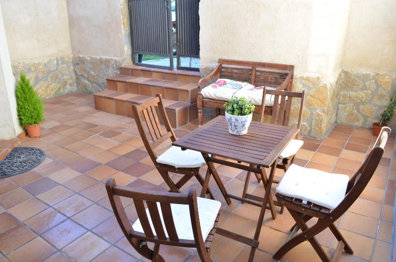 VISTAS DE CASTILLA, holiday rental in Caballar