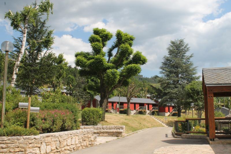 Domaine Aigoual Cévennes Privilège 5 personnes, holiday rental in Veyreau