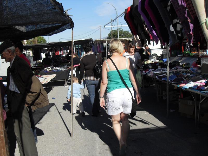 Iznalloz markt (dinsdag)