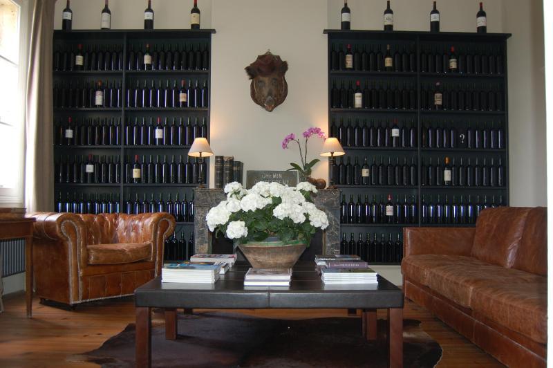 Saint-Emilion exlusive villa rental - wine villa