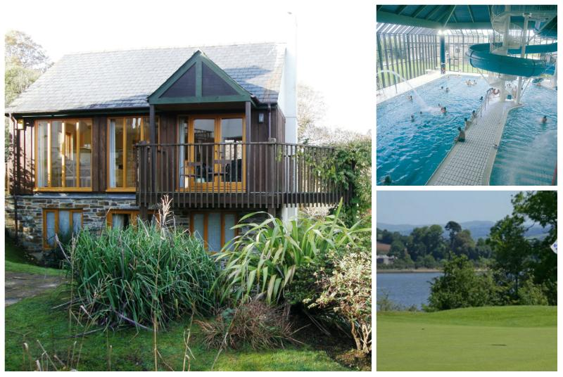 Fabulous holiday home with inclusive golf and leisure memberships