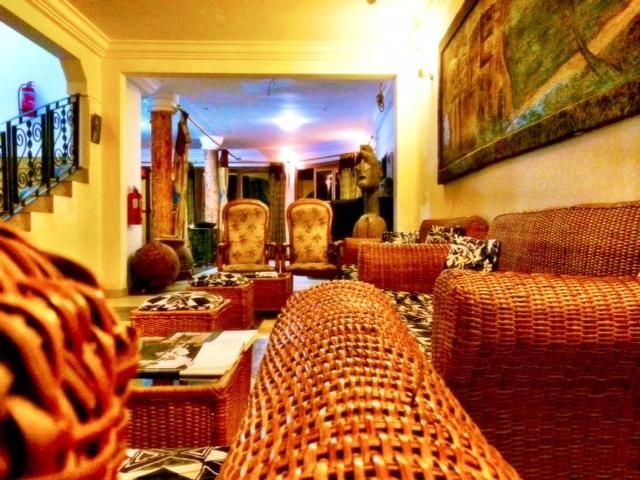 Réception - salon