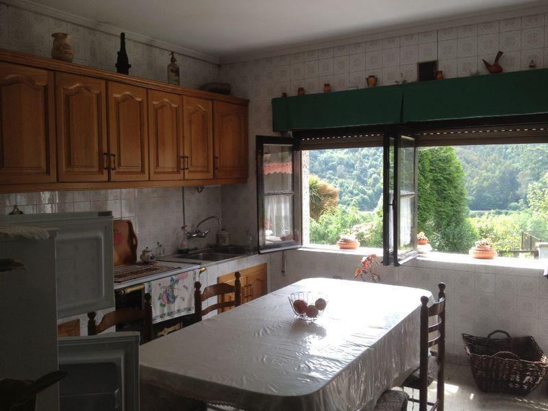 cocina y vistas