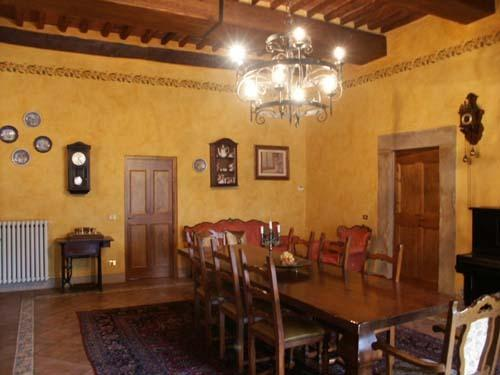 Villa Sina, country villa of the 18th century, vacation rental in San Lorenzo a Vaccoli