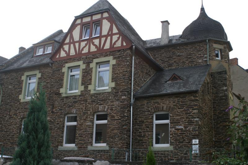 Apartment Sonnenschein on the top floor