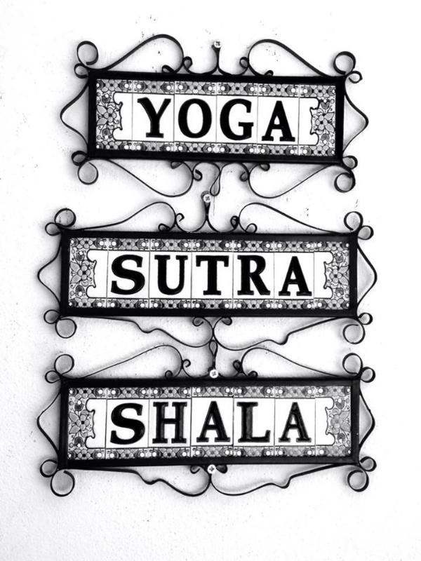 Welcome to Yoga Sutra Shala in the beautiful Andalucian countryside