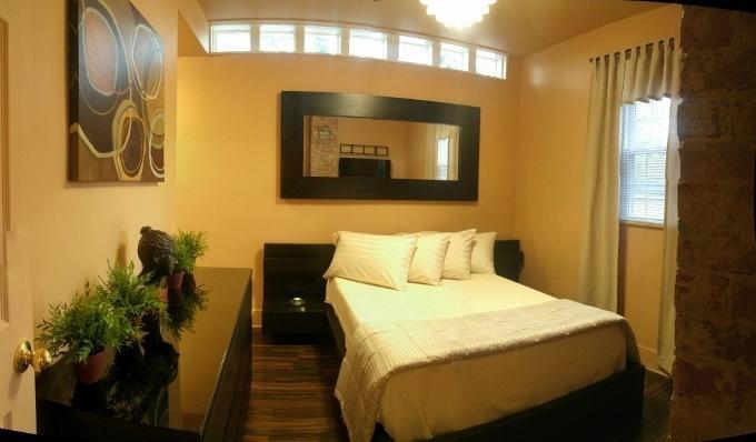 Cincinnati Furnished Apartment Bedroom S1