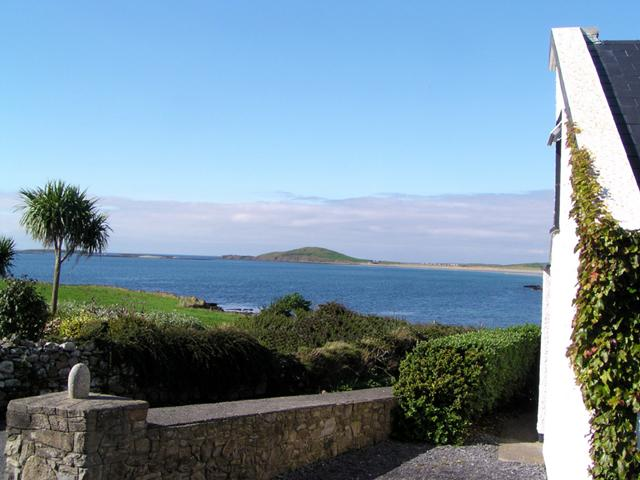 View from Raghly Cottage