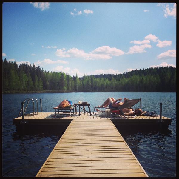 Mairela Retreat Cottage, aluguéis de temporada em Padasjoki