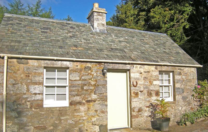 traditional stone cottage, dates from mid-19th century