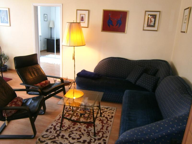 Vilnius Center Apartments balcony, vacation rental in Lithuania