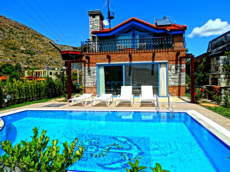 Villa Pirate-Bozburun, holiday rental in Marmaris