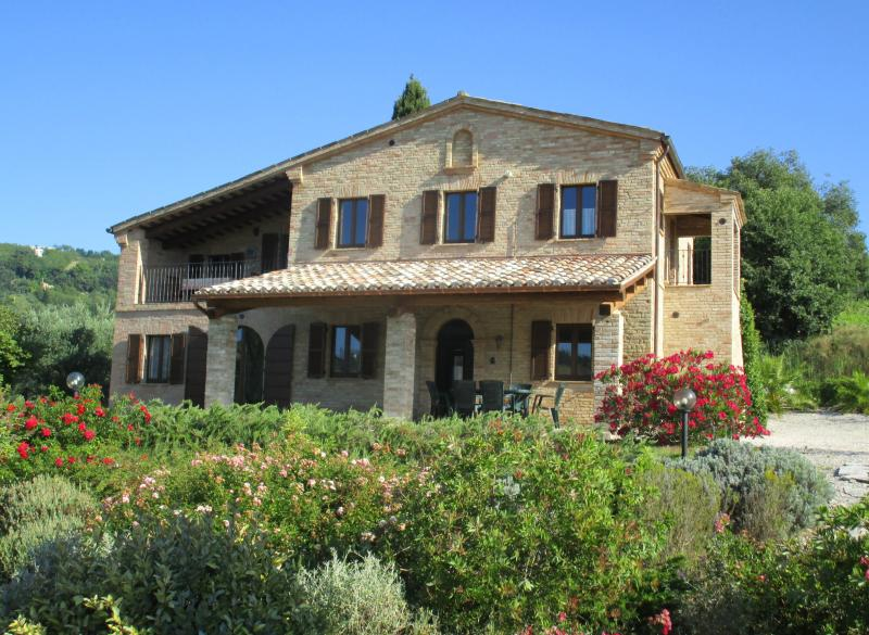 Casa Tranquilla, holiday rental in Sant'Angelo In Pontano