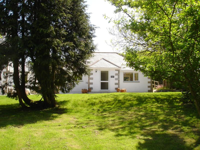 Badgers Holt, at Buller Farm, Redruth, Cornwall, vacation rental in Carnmenellis