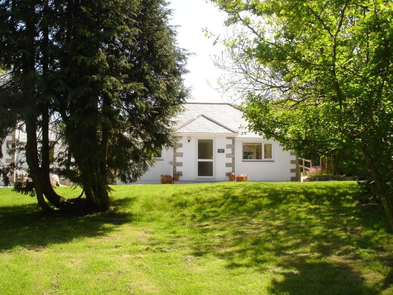 Badgers Holt, at Buller Farm, Redruth, Cornwall, Ferienwohnung in Redruth