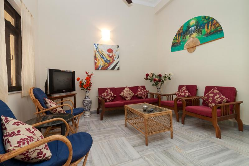 Siesta by the Sea Candolim-Calangute, holiday rental in Calangute
