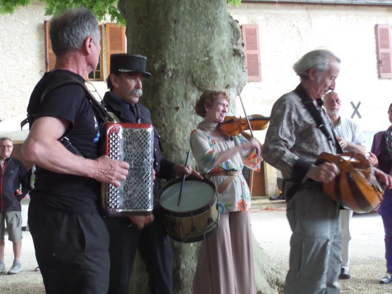 musicians on the market / muzikanten op de markt