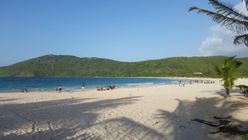 Flamenco Beach ongeveer 3,5 mijl van het huis