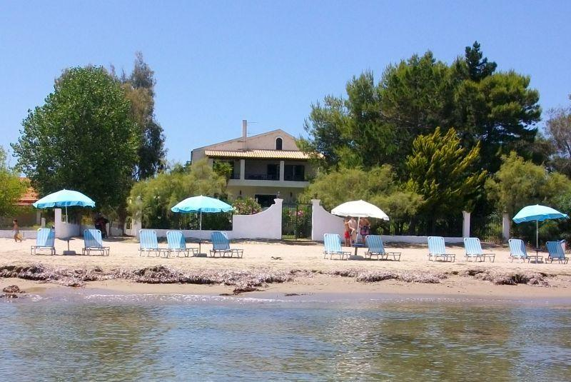 corfu kavos beach house- Casa Margarita