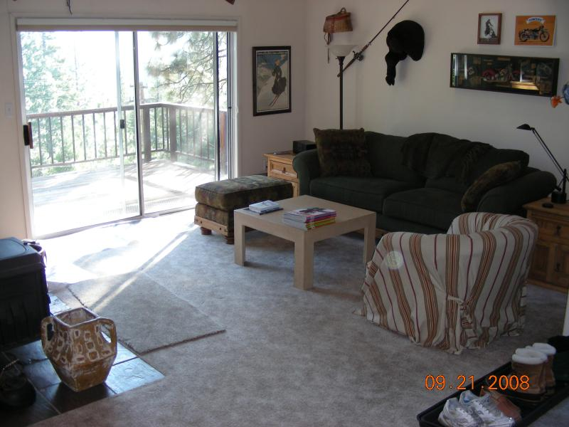 Ski Cabin - Dodge Ridge Ski Resort-Pinecrest,CA, vacation rental in Cold Springs