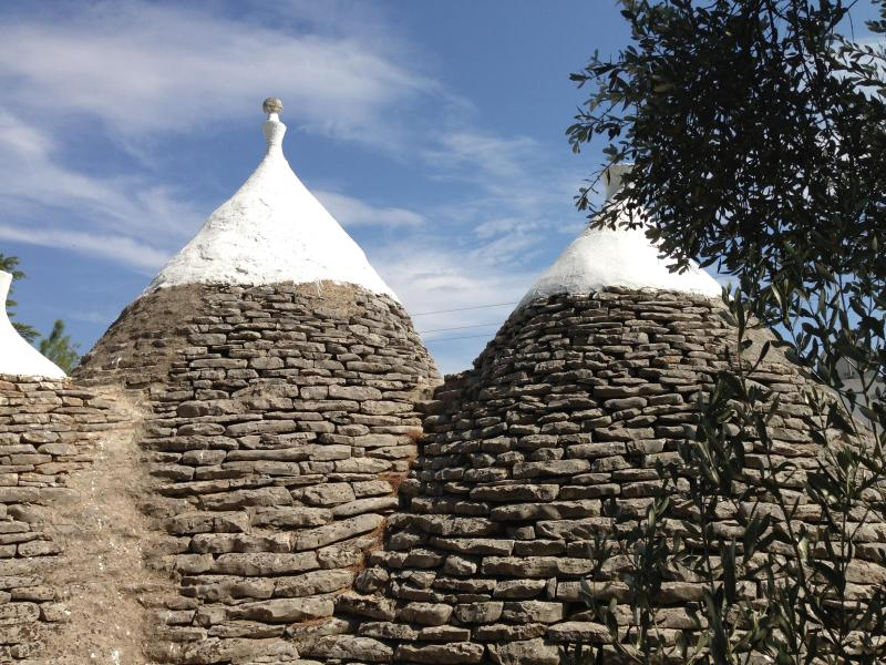 The trullo Primo cones