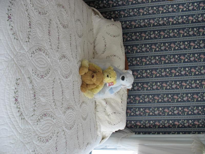 Nounours dans votre lit