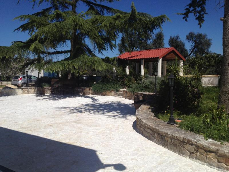 Front of Trullo