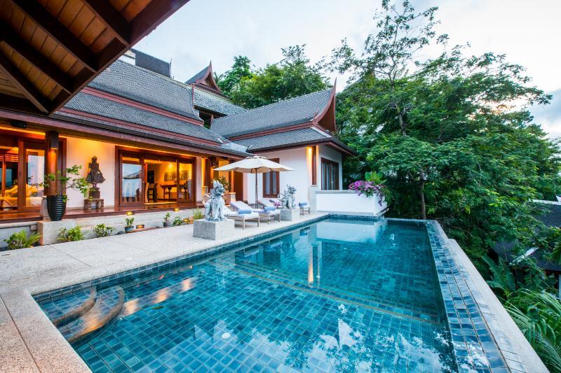 Villa Baan View Talay, holiday rental in Bang Tao Beach