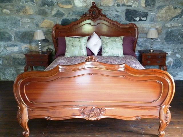 French Kingsize Bed