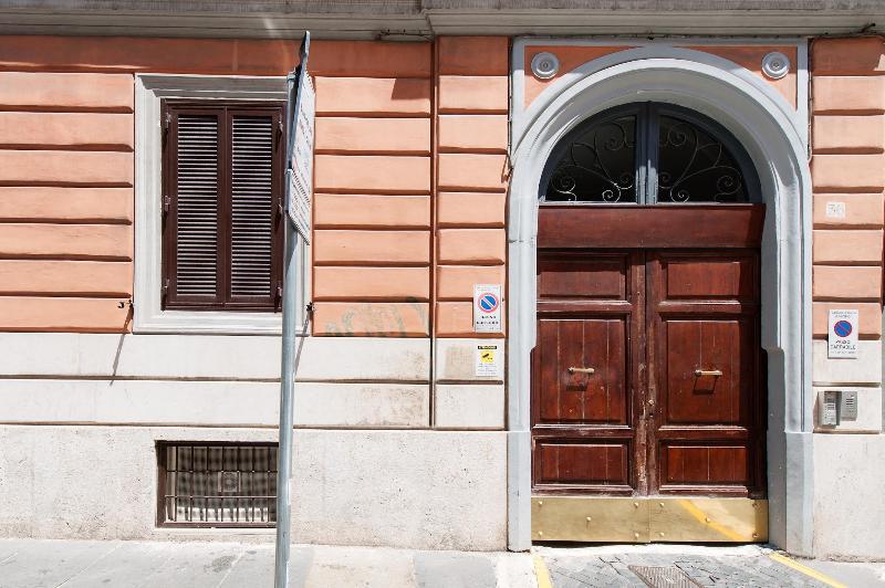 Main entrance of LOFT.