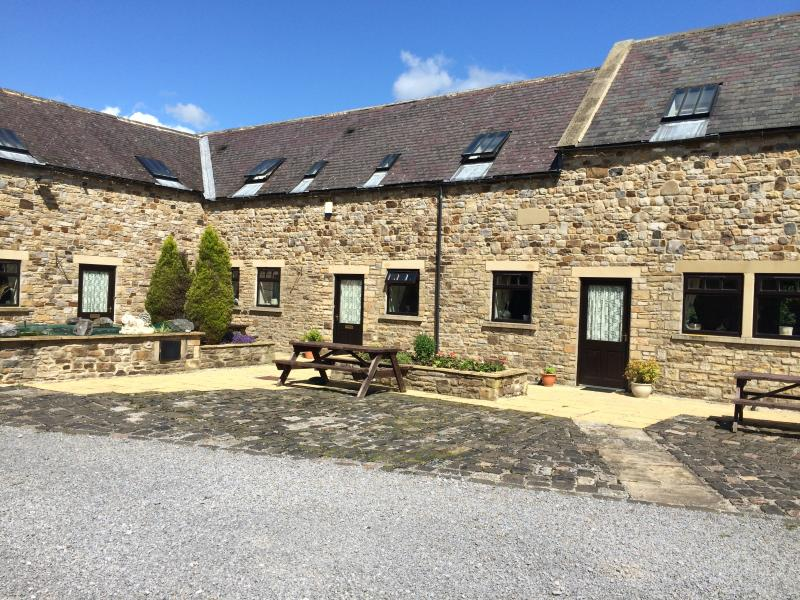 The Old Byre, vacation rental in Wolsingham