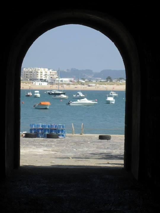View From Fisherman' Tunnel