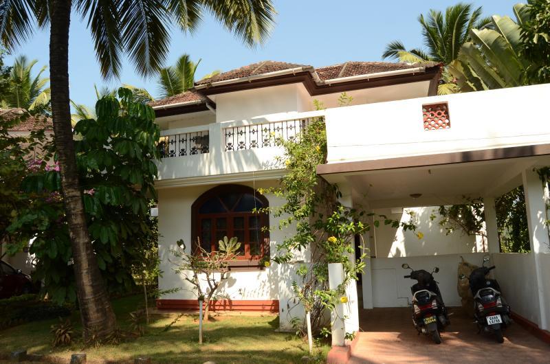 Sagar Villa, location de vacances à Cansaulim