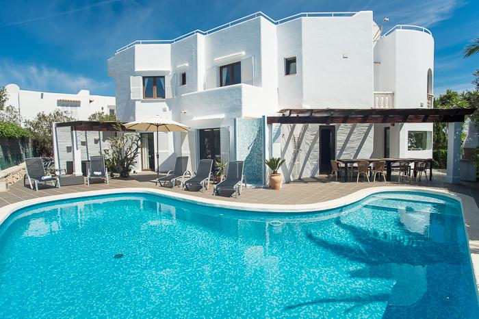 Emerald Chalet in Cala d'Or