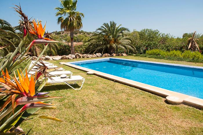 Melis, holiday rental in Cala Santanyi