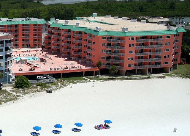Beach Cottage Condominium 2201, vacation rental in Indian Shores
