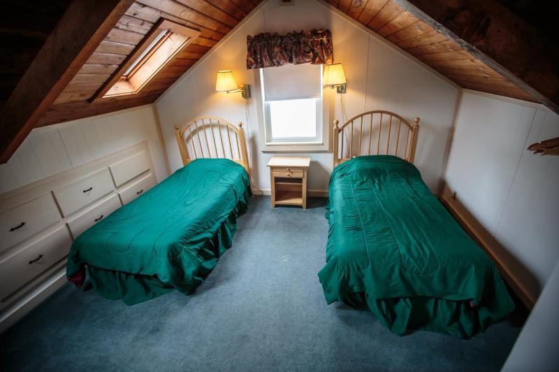Bedroom 2 upstairs