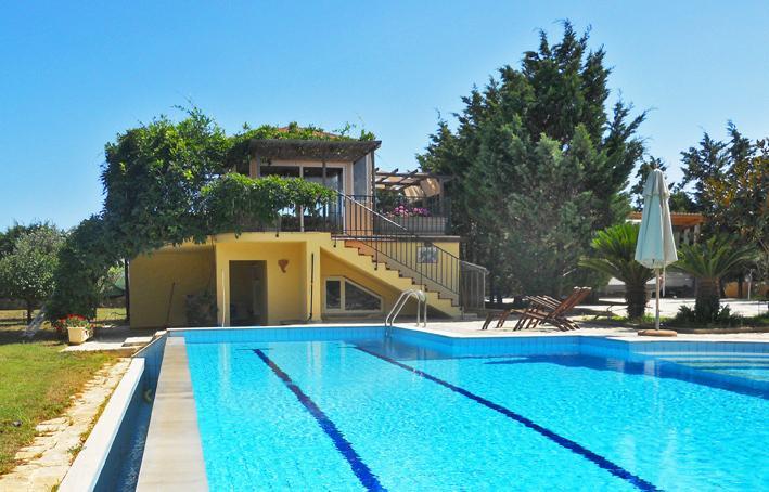 villa3rondini, holiday rental in Skala